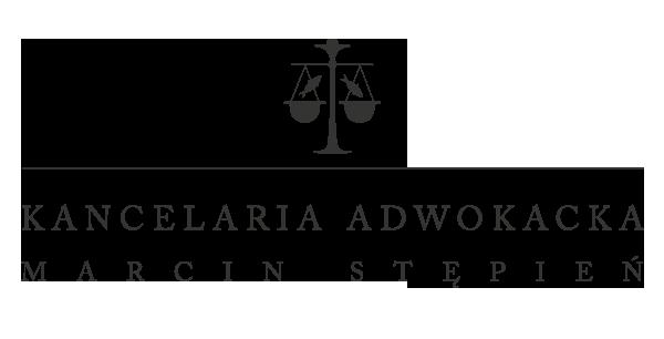 Kancelaria Marcin stepien logo